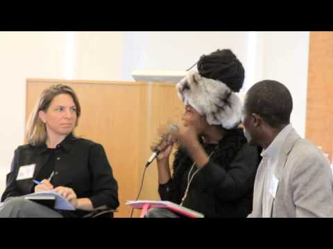 Panel on Role of New Media at Columbia University's 7th Annual African Diplomatic Forum