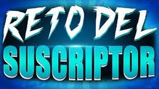 """RETO DEL SUSCRIPTOR #1 (KINO DER TOTEN - SUB """"EL NOOB MAS PRO"""") by Supermaldito_EsP"""
