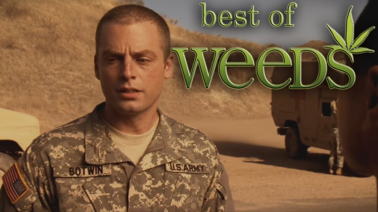 Download Andy Botwin in the Army Compilation | Best of Weeds