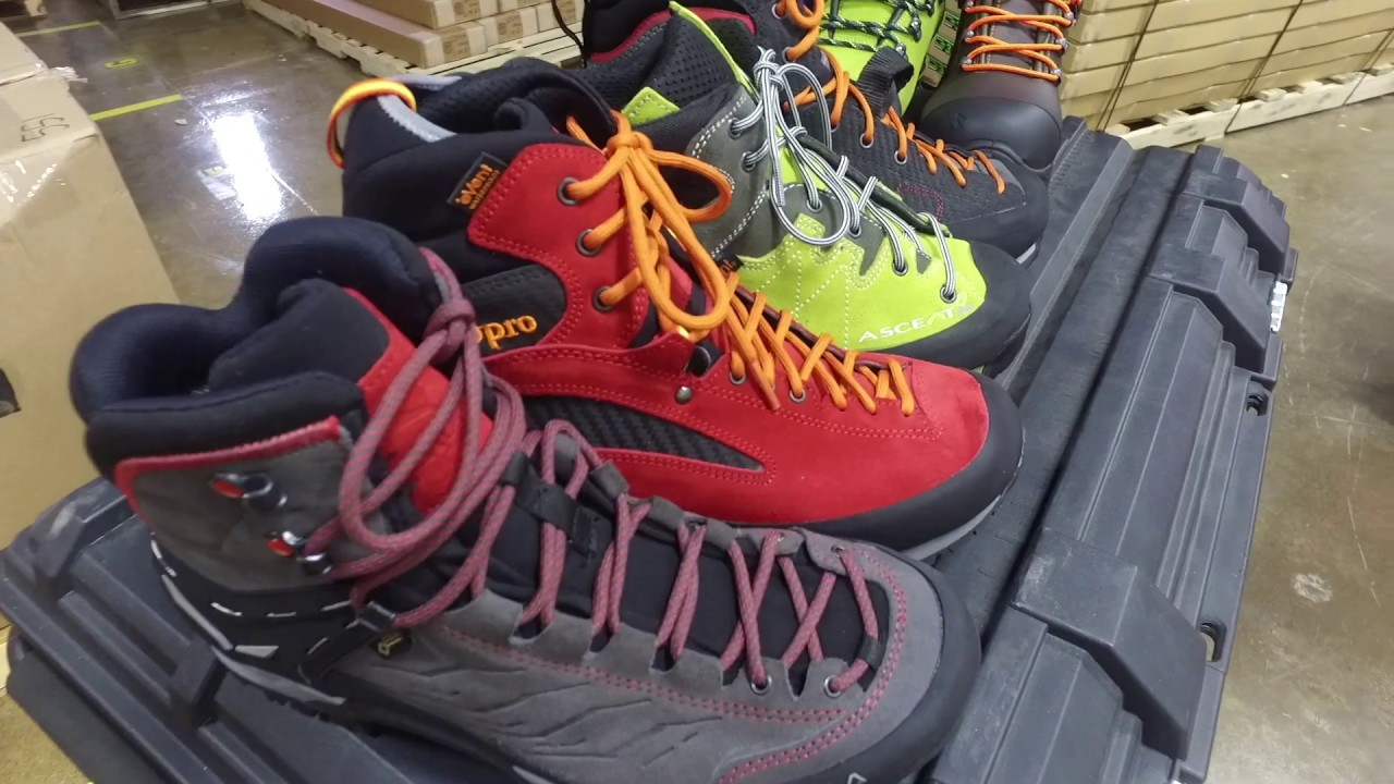 Work Boots for Arborists and Tree
