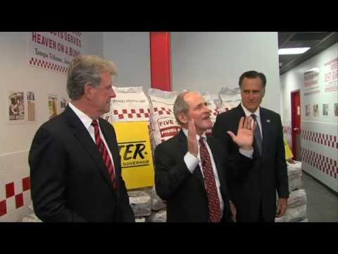 Senator Jim Risch: Why He Supports Governor Otter
