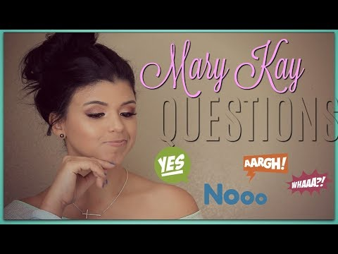 Mary Kay Cosmetics Q & A | Are you a Consultant? Do you get free products & more