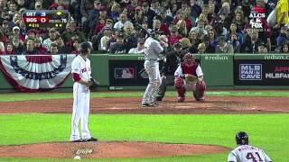 Red Sox-Tigers Game 2 ALCS Highlights