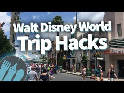 Ultimate Walt Disney World Trip and Travel Hacks List!