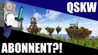 SCHON WIEDER?! ABONNENT in RUNDE | Minecraft Quick Skywars 🐘 Finnofant