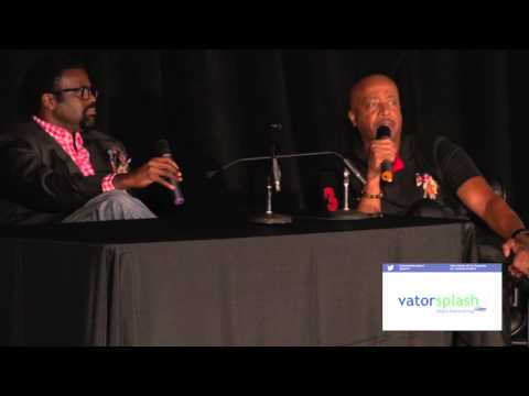 Fireside Chat with MC Hammer Vator Splash Oakland