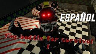 Sfm fnaf the battle for survival 1