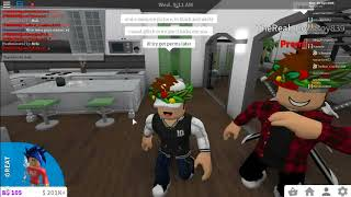 ROBLOX | Welcome To Bloxburg | In a game with Cylito!