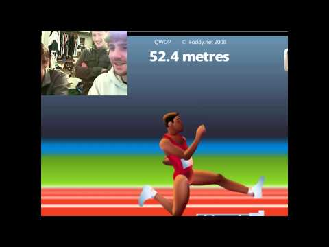 The Shamhouse Plays! - Co-Op QWOP - PC