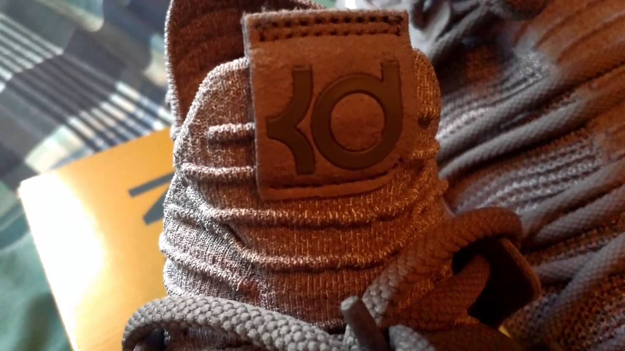 66cc94b5f7563 Nike KD 10 Igloo Review - YouTube
