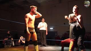 Jonah Phoenix vs Grunge City Prophet Rev vs Chase Striker