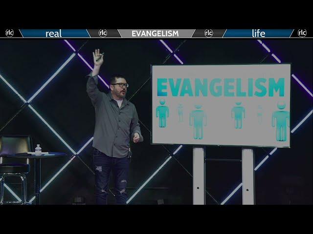 Joey Elsky-Evangelism