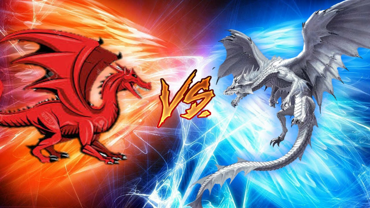 White Dragon Vs Red Dragon