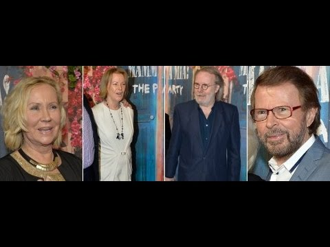 ABBA The Party Reunion Exclusive Benny & Bjorn BBC Radio Life Story Interviews Sweeden Mamma Mia