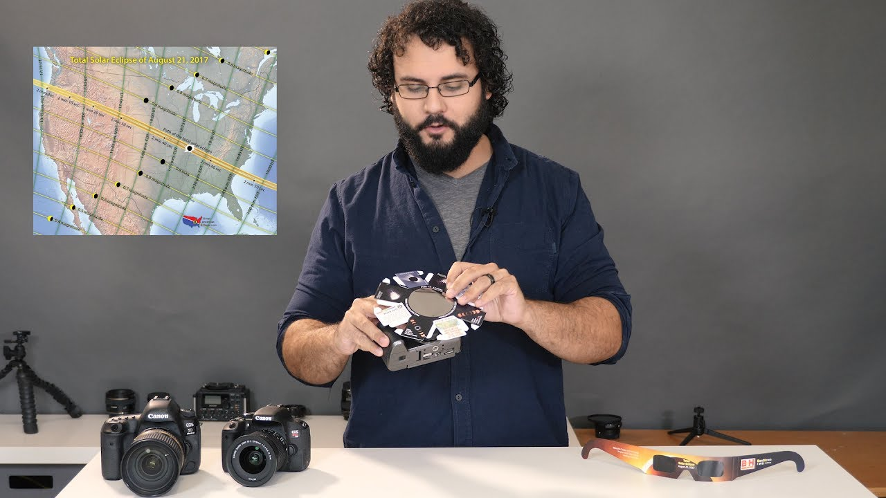 Professional Photographer's Tips To Keep Camera, Eyes Safe During Eclipse