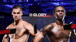 GLORY 34 Denver: Israel Adesanya vs. Yousri Belgaroui (Tournament Finals)