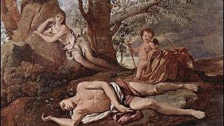 Mitología Griega - Eco y narciso
