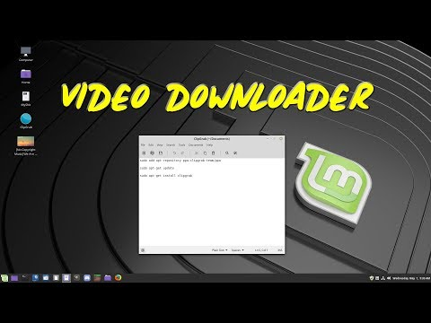 install-clipgrab-linux-mint-19.1