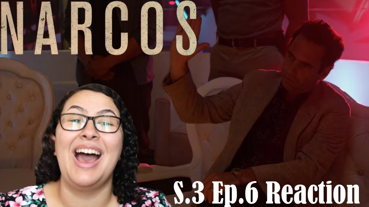 """Download Narcos Season 3 Ep.6 - """"Best Laid Plans"""" Reaction"""