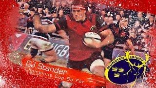 Champions Cup Profile | CJ Stander