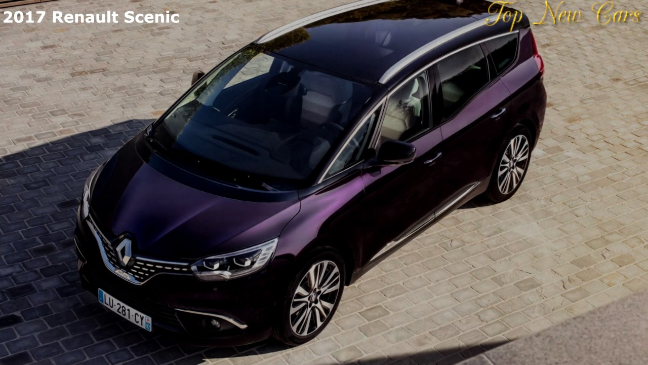 renault scenic family graced with high end initiale paris versions 1080q youtube. Black Bedroom Furniture Sets. Home Design Ideas