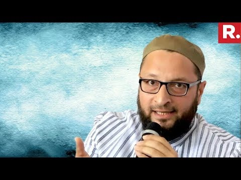 Will Convert You To Islam: Asaduddin Owaisi To Accused Who C