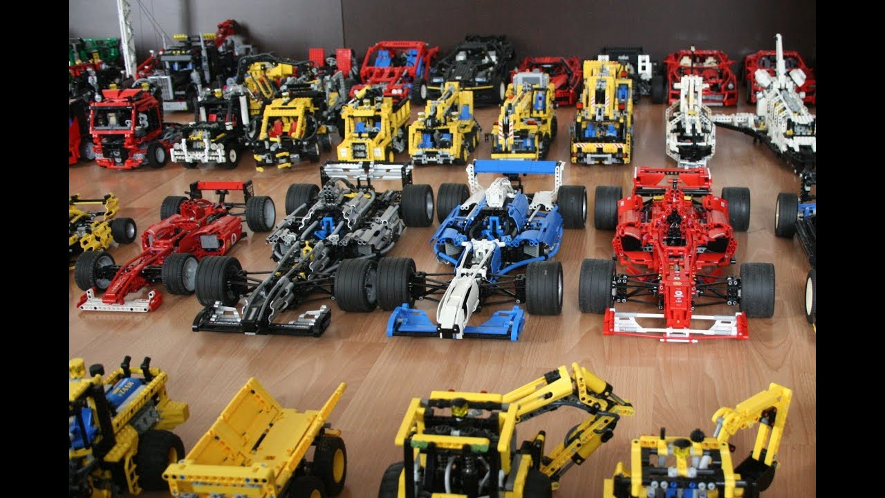 Lego Technic Schiffsschraube: Lego Technic Collection
