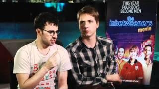 Interview with Inbetweeners' Simon Bird and Joe Thomas
