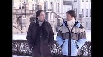 """Alexander-Klaus Stecher und Zwillingsbruder Manfred Stecher im ZDF-Porträt bei """"Leute Heute"""" 2007"""