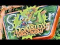 INSIDE Donald's Dino-Bash! at Disney's Animal Kingdom