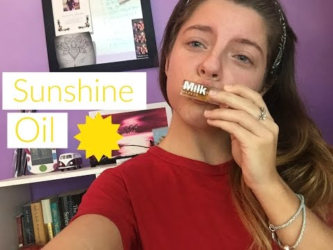 Milk Makeup Sunshine Oil Review and Demo
