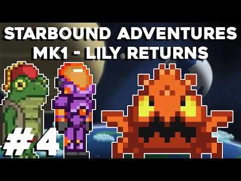 Starbound Adventures MK1 - The Library Beneath the Sea!  - E.4 - GullofDoom