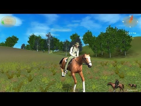 Hunting Unlimited 4 Steam Short Gameplay |