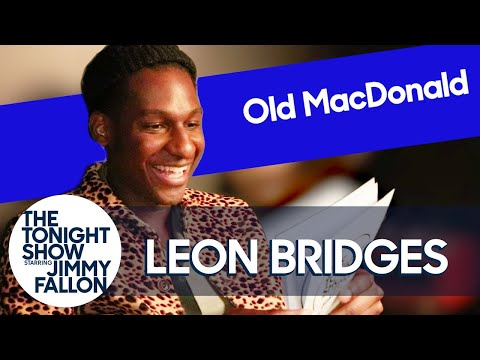 Leon Bridges Sings About Will Smith's
