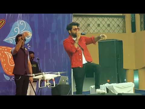 Bilal Saeed , Aima Baig , Farhan Saeed Punjab College Concert 2018