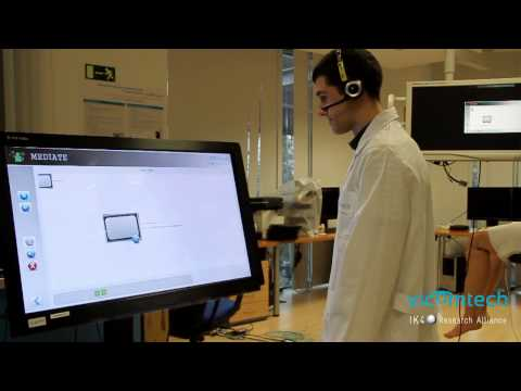 MEDIATE project: Remote display management demo in the OR