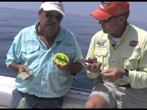 Bob Redfern Lake Ontario Fishing w/Ace Charters part1