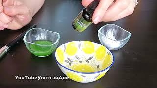 Эффективная маска для кожи вокруг глаз ПРОТИВ МОРЩИН Потрясающий Рецепт