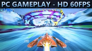 Redout | PC GAMEPLAY | 60 FPS | HD 1080P