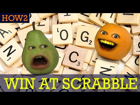 HOW2: Win at Scrabble!