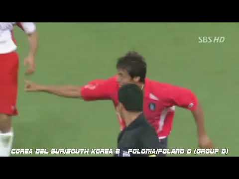 Goles del Mundial Corea - Japón 2002