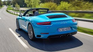 2016 Porsche 911 Carrera ( 991.2 ) - Review / Fahrbericht / Test - AUTO BILD SPORTSCARS