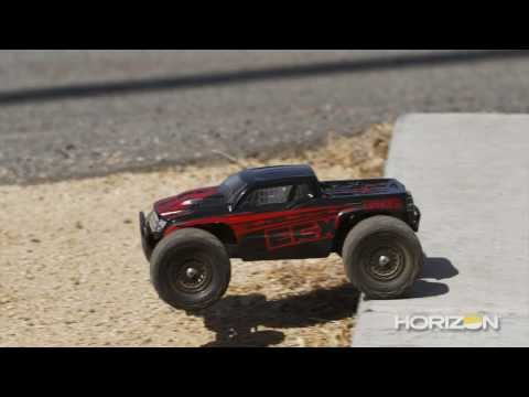 HorizonHobby.com Preview - ECX® 1/18-scale Ruckus® Monster Truck and Torment™ Short Course Truck