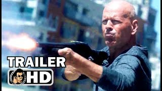 REPRISAL Official Trailer (2018) Bruce Willis, Frank Grillo Action Movie HD