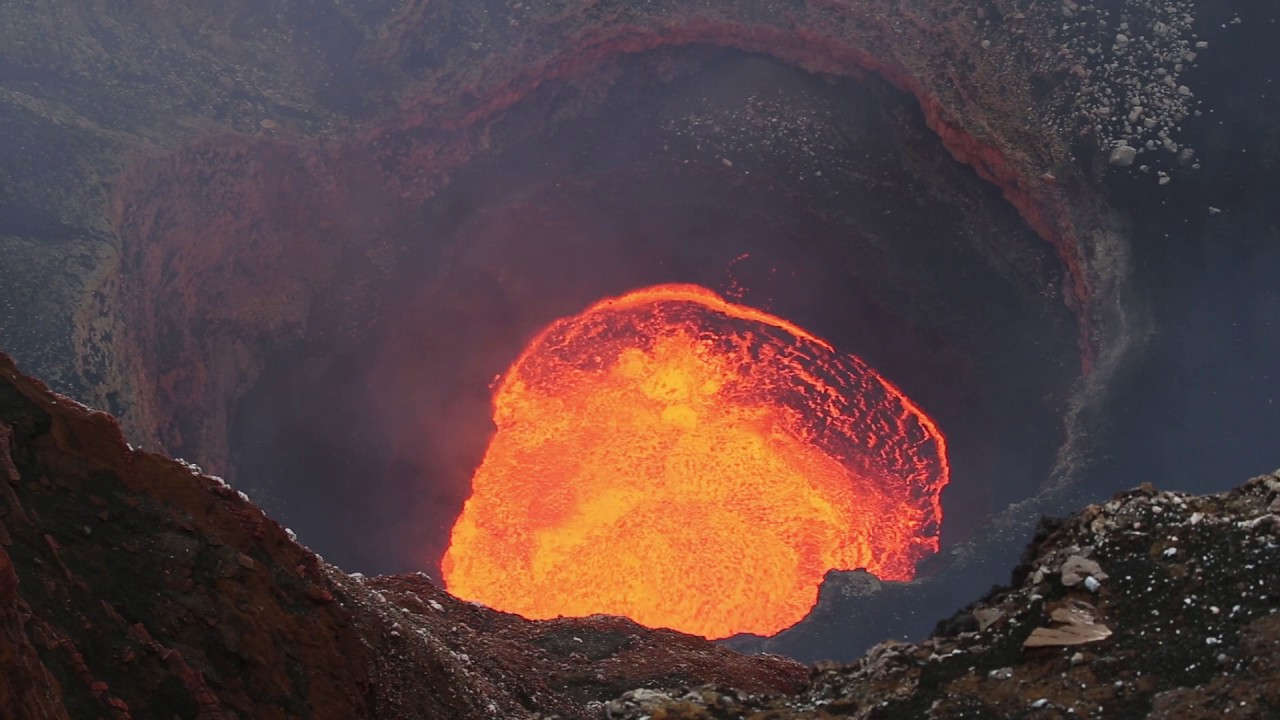 Картинки вулкана внутри