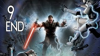Star Wars: The Force Unleashed - Ending Walkthrough Part 9 Gameplay