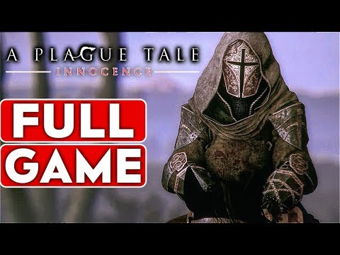 A PLAGUE TALE INNOCENCE Gameplay Walkthrough Part 1 FULL GAME [1080p HD 60FPS PC] - No Commentary