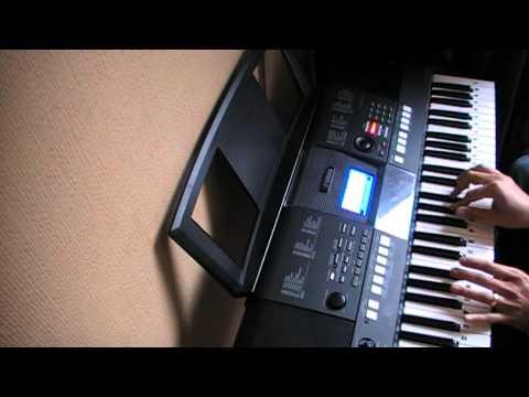 zindagi har kadam ek nai jung hai-Meri Jung (keyboard)