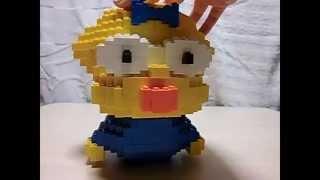 レゴで「シンプソンズ」の『マギー』を作ってみたよ LEGO The Simpsons