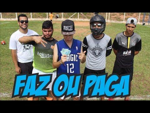 DESAFIO FAZ OU PAGA (MS2 VOLTOU....)